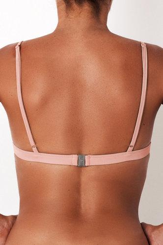 back_Judy Eden Pink Bikini Top