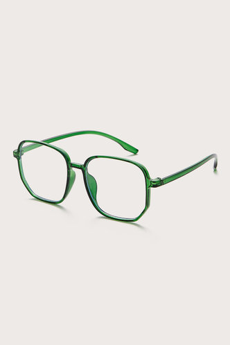 front_Summer Ella Green Acrylic Frame Sunglasses With Case