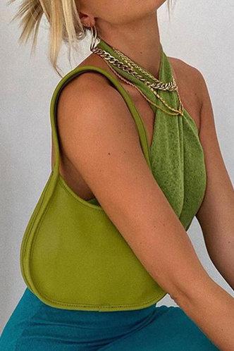 back_Elisa Mint Green Halter Top
