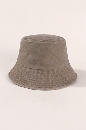 front_Ilse Elma Khaki Bucket Hat