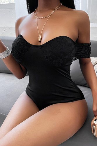 front_Tilda Elsie Black Bodysuit