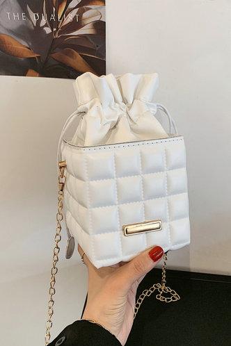 front_Cornelia Esther White Crossbody Bag