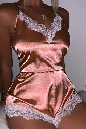 front_Edwina Laget Pink Loungewear