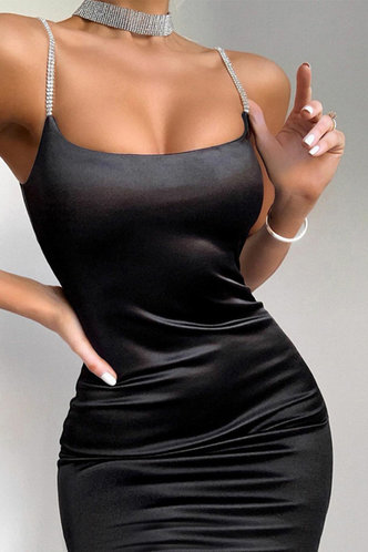 front_Zola Elaine Black Bodycon Dress