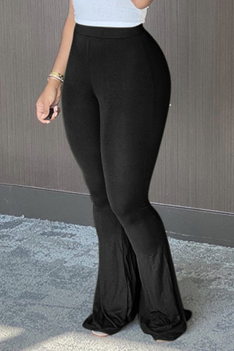 back_Katherine Elsie Black Pants