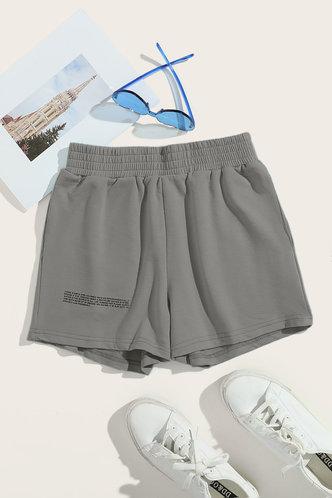 back_Opal Ella Dark Grey Shorts