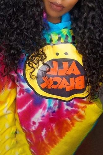 back_Pullover Tie Dye Sweatshirts & Hoodies