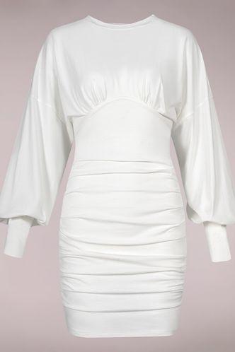 back_Notice Me {Color} Mini Dress