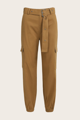 front_Republic Khaki Cargo Pants