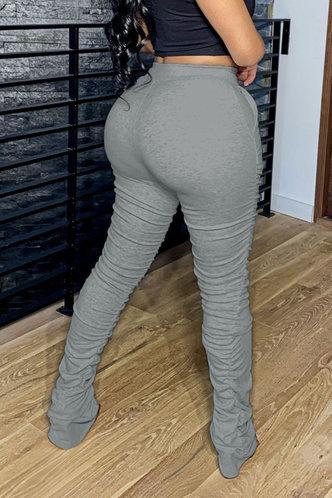 back_Cathleen Eleanore Grey Pants