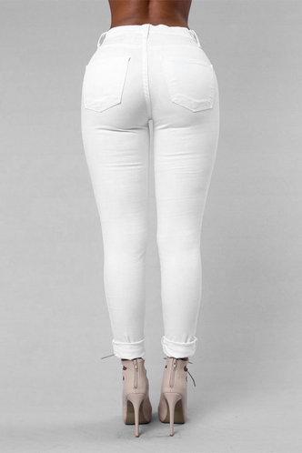 back_Jenny Edwina White Ripped Jeans
