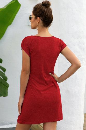back_Jamie Burgundy Dress