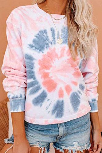 front_Hillary Eileen Multicolor Sweatshirt