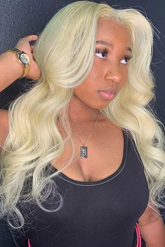 front_Plain  Light Gold Hair Accessories