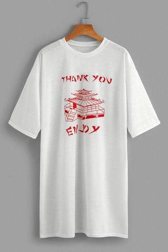 back_Gwyn Ella White Plus T-Dress