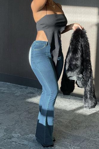 back_Hester Ella Light Blue Jeans