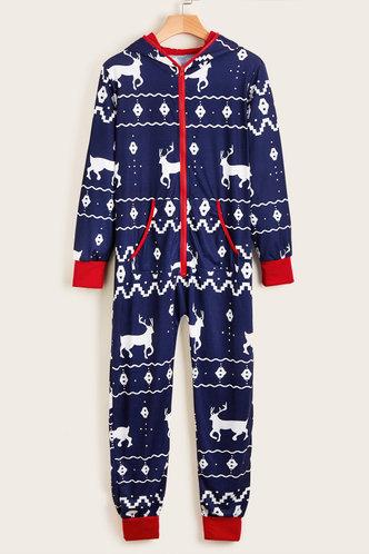 front_Cara Eileen Multicolor Sleepwear