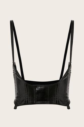 back_Edna Elma Black Corset Belt