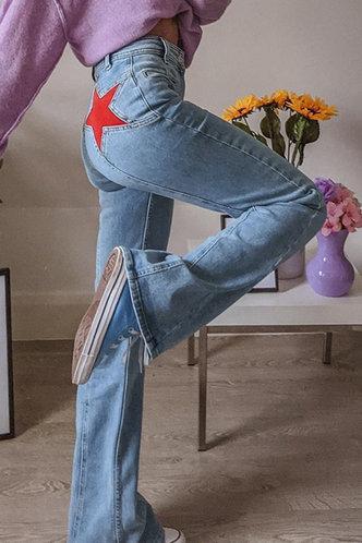 front_Leonie Elizabeth Wash Blue Jeans