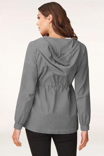 back_Breaking Free Washed Black Shirt Jacket