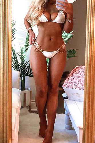 front_Eleanore Nomum White Bikini