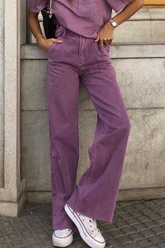 front_Deirdre Mehhkaprad Purple Jeans