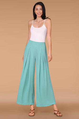 front_Distinguished {Color} Pants