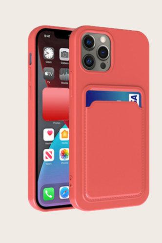 front_Solid Color Orange Cases