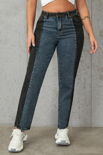 front_Jadwiga Multicolor Colorblock Jeans
