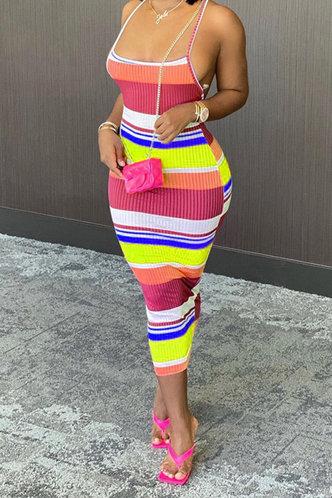 front_Lily Elva Colorblock Bodycon Dress