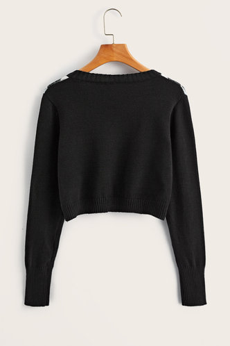 back_Anders Black Sweater
