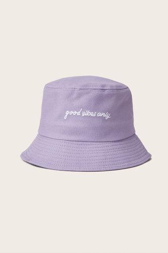 front_Bridget Elsie Lilac Bucket Hat