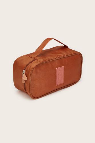 back_Gustave Jhurnal Orange Travel Bag