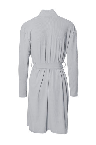 back_Holding On Grey Robe