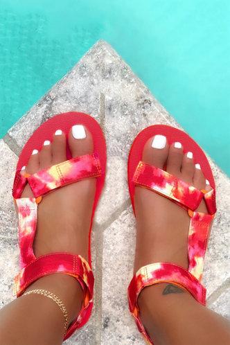front_Annabella Eve Tie Dye Sport Sandals