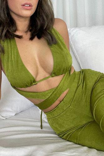 front_Ethel Kudril Green Set