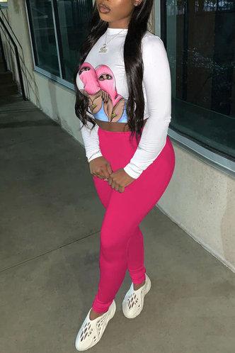 back_Minna Eunice White And Rose Pink Set