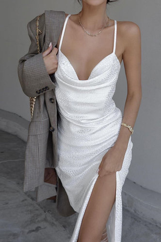 front_Aba White Dress
