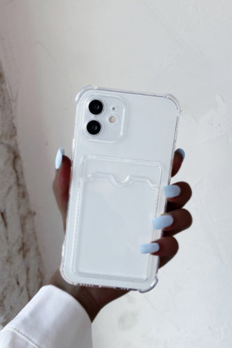 front_See-through Transparent Cases