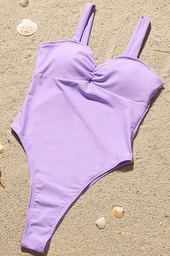 back_Grace Homar Lilac One-Piece Swimsuit