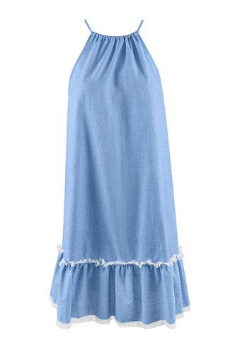 front_Beach Hour {Color} Mini Dress