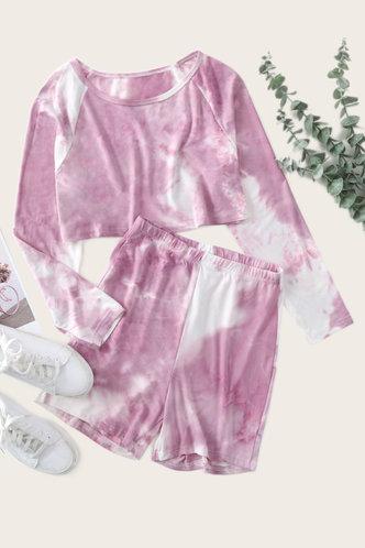 back_Barbie Eileen Mauve Pink Tye Dye Set