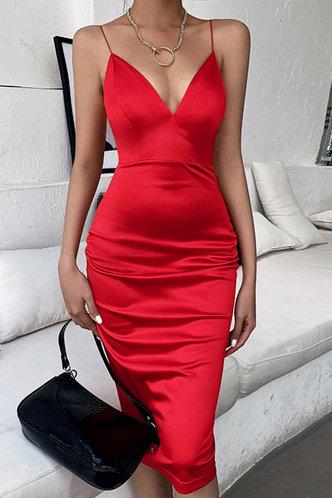 back_Deanna Edwina Red Slip Dress