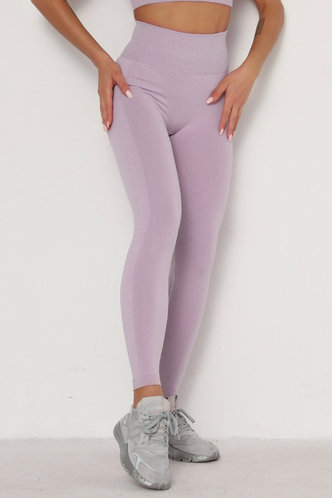 back_Florrie Edith Purple Leggings