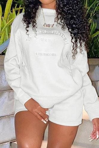back_Fay Fesanan White Sweatshirt & Hoody