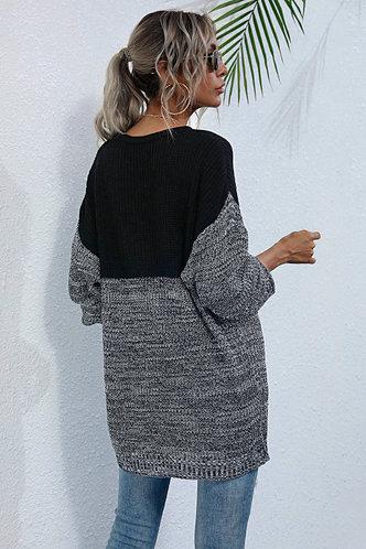 back_Mavis Multicolor Sweater