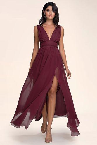front_Dancing Queen {Color} Maxi Dress