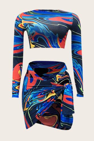 back_Ann Pluming Multicolor Bikini