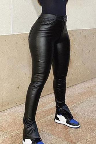 back_Sybil Eunice Black Pants