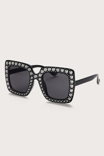 back_Sue Elma Grey Acrylic Frame Glasses